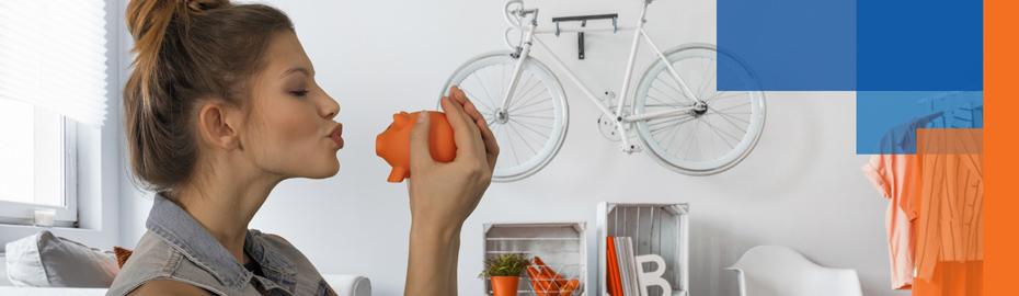 Flexibel sparen